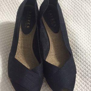 Ralph Lauren's shoes